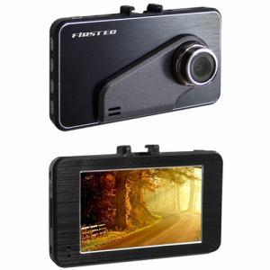 FRC FT-DR100SE 軽量・極薄ドライブレコーダー(ブラック)
