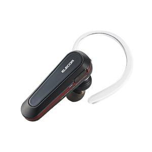 エレコム Bluetoothステレオヘッドセット ブラック LBT-HPS03PCBK