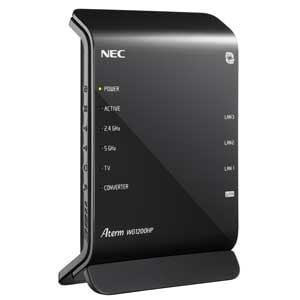 NEC PA-WG1200HP 11ac対応 無線LANルータ 親機