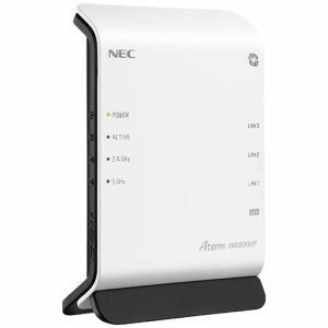 NEC PA-WG800HP 11ac対応 無線LANルーター 親機