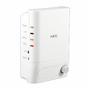 NEC PA-W1200EX-MS 11ac/n/a/g/b対応 無線LAN中継機 人感センサー機能搭載モデル