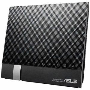 ASUS RT-AC65U 無線LANルータ 親機単体 無線ac/a/n/g/b・有線LAN/WAN・Mac/Win 1300+600Mbps・ギガルータ