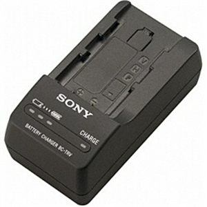 SONY ビデオ用充電器・ACアダプター BC-TRV