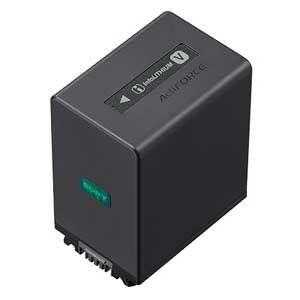 ソニー リチャージャブルバッテリーパック NP-FV100A