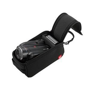 エレコム デジタルビデオカメラケース ブラック DVB-017BK