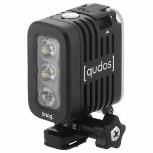 Knog(ノグ) AKGQDL-BK GoPro QUDOS アクションライト ブラック