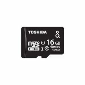東芝 SeeQVault対応 microSDHCメモリカード 16GB CLASS10 UHS-I MSV-RW16GA