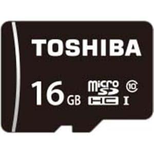 東芝 MSDAR40Nシリーズ microSDHCメモリカード 16GB MSDAR40N16G