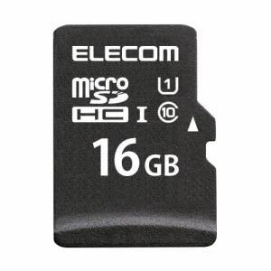 エレコム MF-DMR016GU11R  microSDHCメモリカード(UHS-I対応)