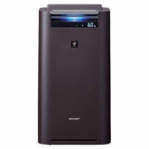 シャープ KI-GS50-H PM2.5対応加湿空気清浄機(空清23畳まで/加湿15畳まで) グレー系