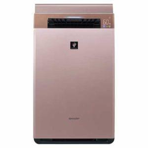 シャープ KI-GX100-N PM2.5対応加湿空気清浄機(空清46畳まで/加湿26畳まで) ゴールド系
