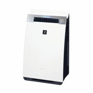 シャープ KI-H75YX-W ヤマダ電機オリジナルモデル 高濃度プラズマクラスター25000搭載 加湿空気清浄機
