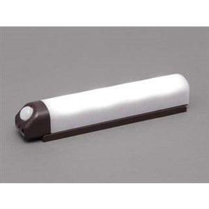アイリスオーヤマ 乾電池式屋内センサーライト ウォールタイプ 昼白色 ダークブラウン BSL40WN-M