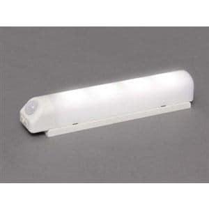 アイリスオーヤマ 乾電池式屋内センサーライト ウォールタイプ 昼白色 ホワイト BSL40WN-W