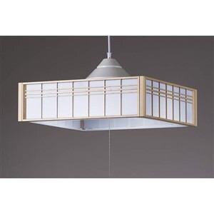 アグレッド(AGLED) LED和風ペンダントライト (10畳用) SS-58001D