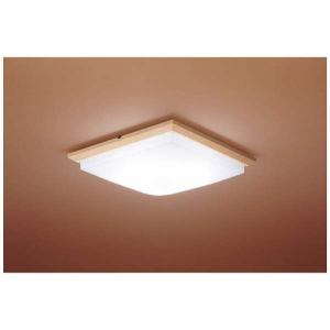 パナソニック HH-CB0650A リモコン付和風LEDシーリングライト(~6畳) 調光・調色(昼光色~電球色)