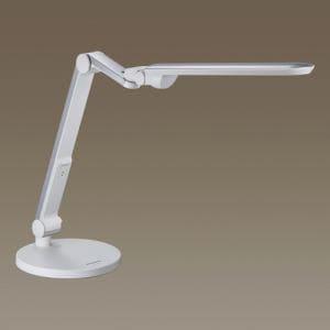 パナソニック SQ-LD523-S LEDデスクライト 845lm ホワイト 調光(昼光色)