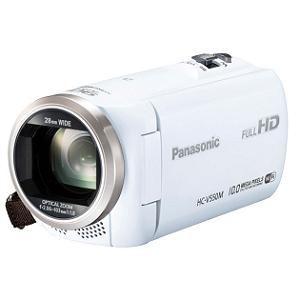 Panasonic ビデオカメラ HC-V550M-W