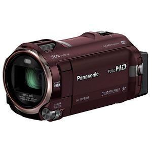 Panasonic デジタルハイビジョンビデオカメラ HC-W850M-T