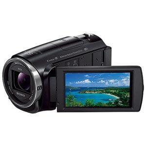 ソニー フルハイビジョンビデオカメラ HANDYCAM(ハンディカム) 32GBメモリー内蔵 ブラック HDR-CX670-B