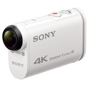 ソニー メモリースティックマイクロ/マイクロSD対応4Kアクションカム FDR-X1000V