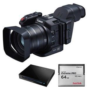 キヤノン 4K対応業務用デジタルビデオカメラ メモリーカードキット XC10MKIT