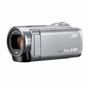 JVC Everio(エブリオ) ヤマダ電機オリジナルモデル ハイビジョンメモリービデオカメラ 8GB シルバー GZ-E242-S