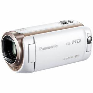 パナソニック SD対応 32GB デジタルハイビジョンビデオカメラ(ホワイト) HC-W580M-W