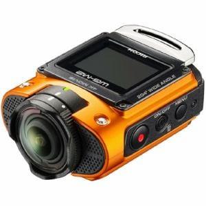 リコー アクションカメラ オレンジ WG-M2-OR
