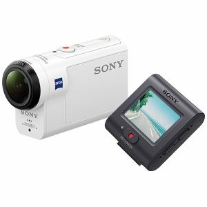 ソニー HDR-AS300R デジタルHDビデオカメラレコーダー アクションカム ライブビューリモコンキット