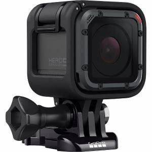 GoPro(ゴープロ) CHDHS-501-JP マイクロSD対応 4Kムービー HERO5 Session ブラック