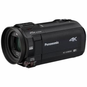 パナソニック HC-VX985M-K デジタル4Kビデオカメラ ブラック