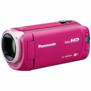 パナソニック HC-W585M-P デジタルハイビジョンビデオカメラ ピンク