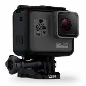 GoPro(ゴープロ) CHDHX-601-FW ウェアラブルカメラ HERO6 Black ブラックエディション