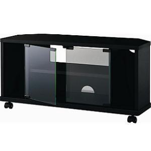 ハヤミ 26V-32V型対応 ガラス扉付テレビ台 TV-LP800