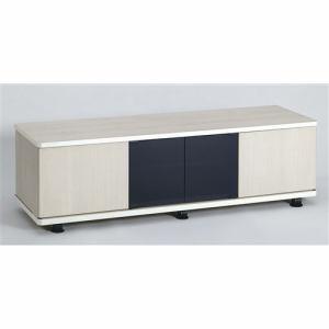 深井無線工業 FR1400AG ヤマダ電機オリジナルモデル テレビ台 (50~60型用)アイボリー木目