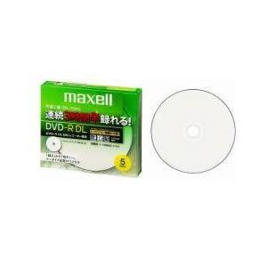 <ヤマダ> マクセル 日立マクセル DVDメディア  DRD215WPB.5S DRD215WPB5S 8X画像