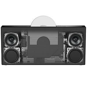 SONY マルチコネクトコンポ(ブラック) CMT-X7CD BC