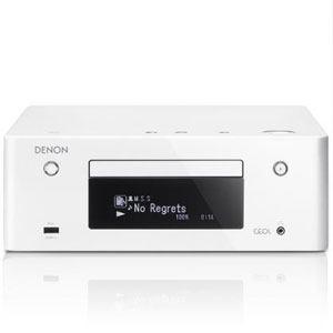 DENON(デノン) ハイレゾ音源対応 ネットワークCDレシーバー (ホワイト) RCD-N9W