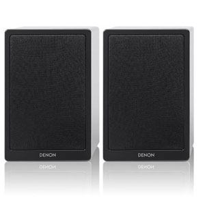 DENON(デノン) ブックシェルフスピーカー(ペア・ブラック) SC-N9BKEM