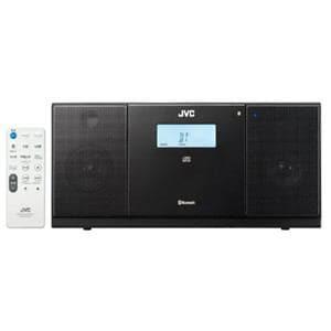 JVC Bluetooth対応 CDラジカセ (ブラック) NX-PB30-B