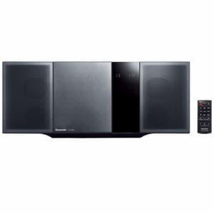 パナソニック Bluetooth対応 コンパクトステレオシステム(ブラック) SC-HC395-K