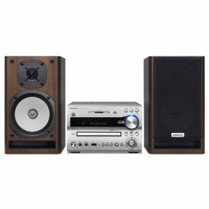 オンキヨー X-NFR7TX(D) 【ハイレゾ音源対応】CD/SD/USBミニコンポ