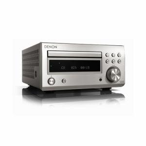 デノン RCD-M41-SP Bluetooth対応CDレシーバー プレミアムシルバー