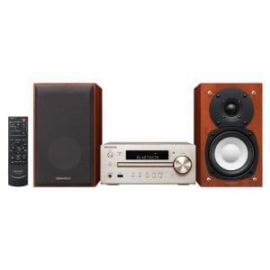 JVCケンウッド K-515-N 【ハイレゾ音源対応】 コンパクトHi-Fiシステム ゴールド
