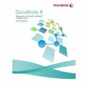 富士ゼロックス DocuWorks8日本語版アップグレード/ 5ライセンス基本パッケージ