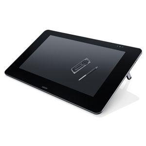 ワコム 27型液晶ペンタブレット タッチ入力対応 Cintiq 27QHD touch DTH-2700/K0