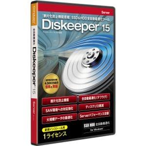 相栄電器 DK15JSS Diskeeper 15J Server