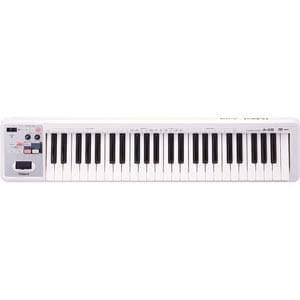 ローランド 49鍵MIDIキーボード・コントローラー (ホワイト) A-49-WH