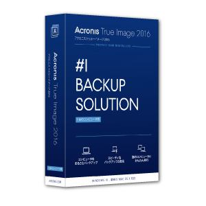 Acronis Asia True Image 2016 - 1 Computers TIHWB2JPS
